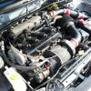 2002 Nissan Sentra SE-R Spec-v Under the Hood