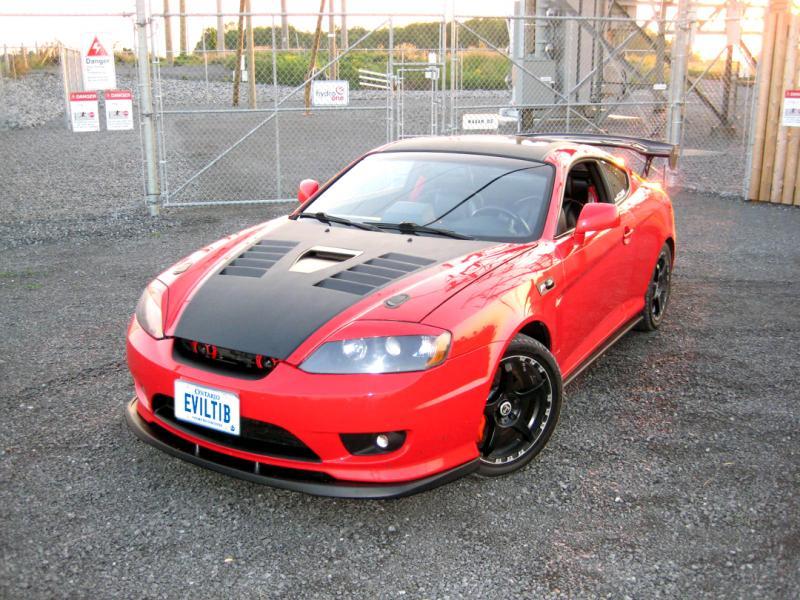 2003 Tiburon Custom
