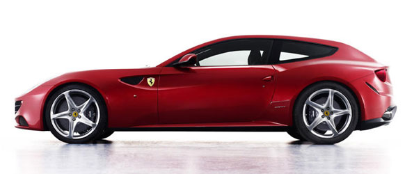 Ferrari Fast Four Unveiled as Prancing Horse's New AWD Flagship