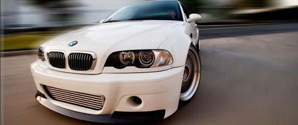 Simple White M3