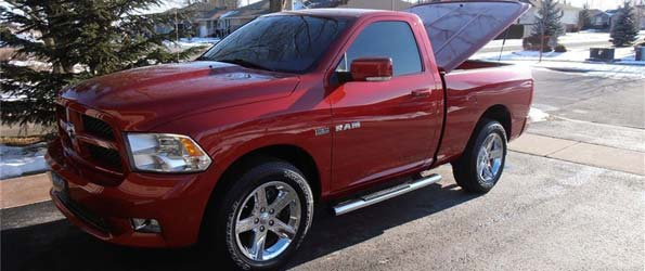 New Dodge Ram for truckah_DC2R