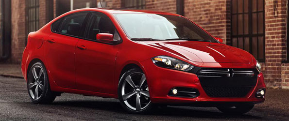 2013 Dodge Dart Revealed