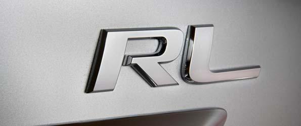 New Acura RL Details: Sport Hybrid SH-AWD
