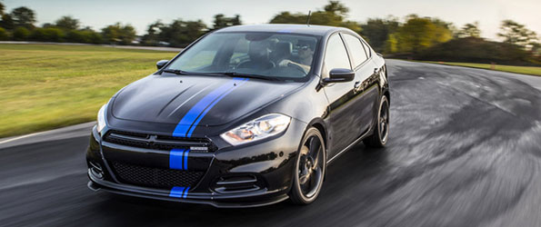 2013 Mopar Dodge Dart Revealed Ahead of Chicago Auto Show Debut