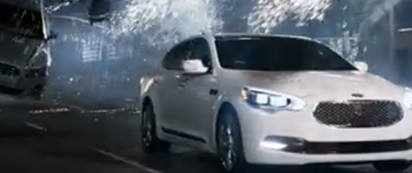 Official Kia K900 Morpheus Big Game Commercial 2014