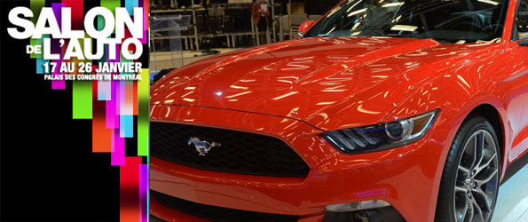 The 2014 Montreal International Autoshow: Domestic