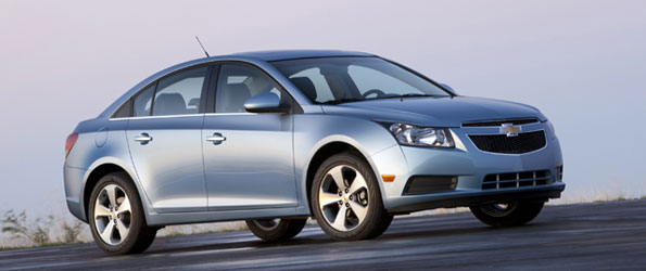 Chevy Cruze Diesel Coming to America Next Year