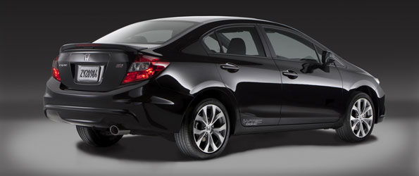 2012 Honda Civic Si Confirmed With 200-hp 2.4L