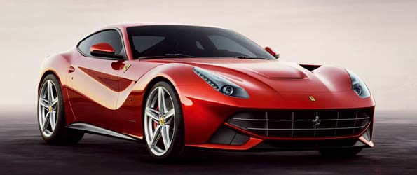 This is the Ferrari F12 Berlinetta