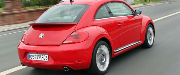Road Test: 2012 Volkswagen Beetle