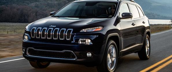 New Jeep Cherokee…uh oh