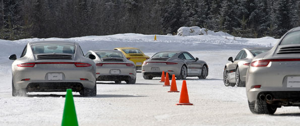 Porsche Camp4: Not About Going Fast, But Going Sideways