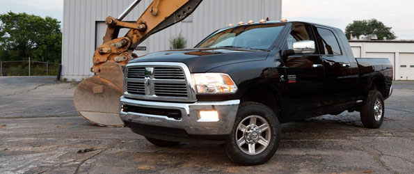 What do you think of the 2012 Ram diesel?