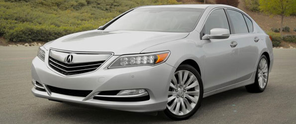 Road Test: Acura RLX