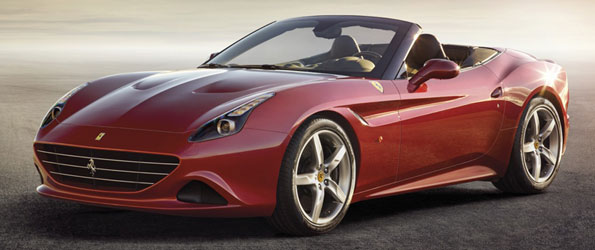 Ferrari California T Revealed