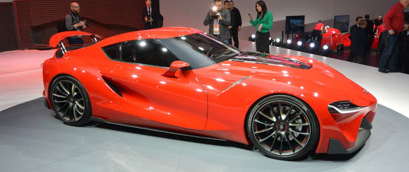 FT-1 to Become the Next-Generation Supra