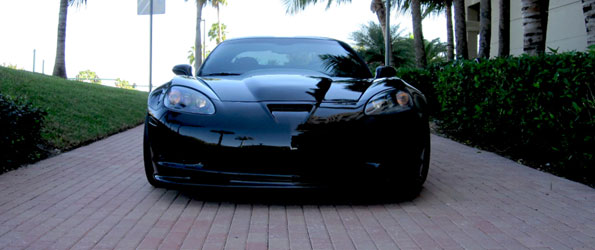 Corvette ZR6X conversion by SuperVettes