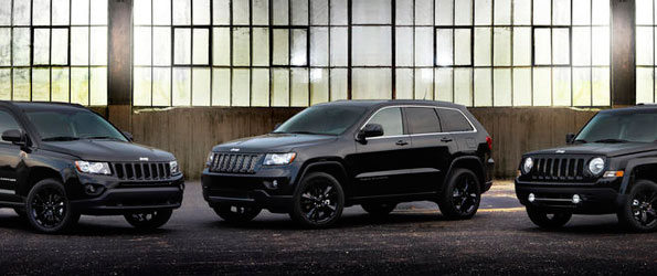 Jeep 'Altitude' Editions Introduced