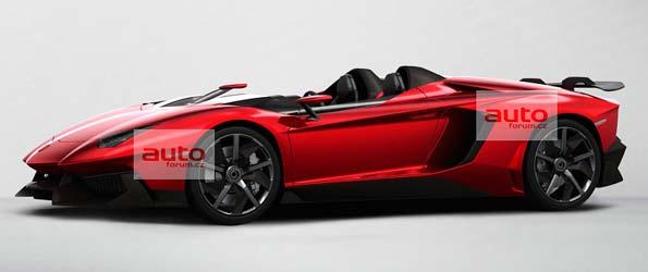 Lamborghini Unica Speedster Leaked