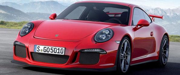 2014 Porsche GT3 Photos