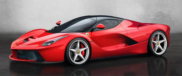 LaFerrari – The New Enzo Unveiled