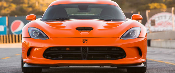 "Viper ""Time Attack"" Revealed as ZR1 Fighter"