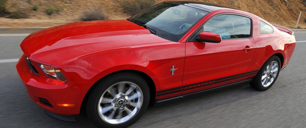 Is it ok to buy a V6 Mustang?