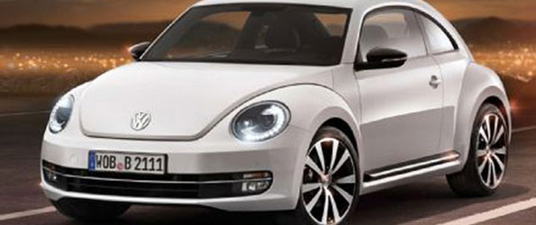 New VW Beetle Revealed