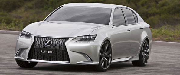 Lexus LF-Gh Concept Revealed