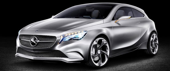 Mercedes A-Class Concept: Dual-Clutch Turbo Hatch We Might Actually Get
