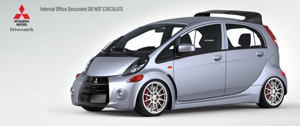 Mitsubishi Canada's April Fools Prank