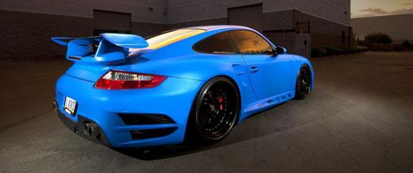 Vivid Racing Porsche 911