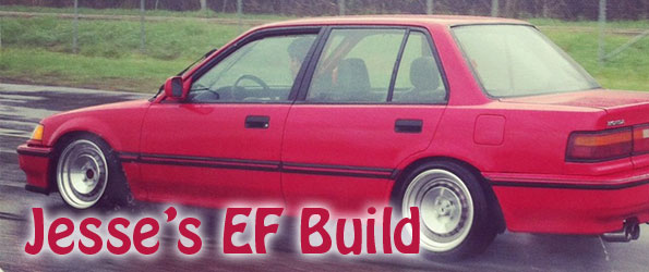 Bagged EF Civic Project
