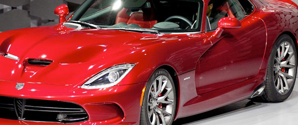 First 2013 SRT Viper Sells for $300K at Barrett-Jackson