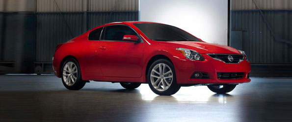 No more Altima coupe?
