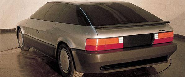 The Secret History Of The DeLorean That Became A Lamborghini Sedan