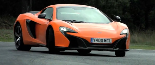 McLaren 650S: Track Driving, Sliding & Tech Interview – Chris Harris on Cars