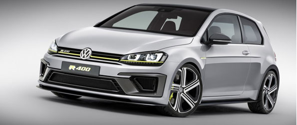 VW Golf R400 (Golf R on steroids)