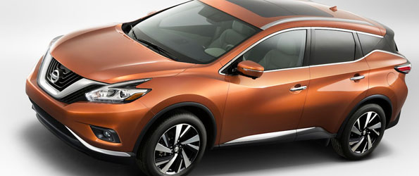 Nissan Released 2015 Murano Ahead of New York Debut