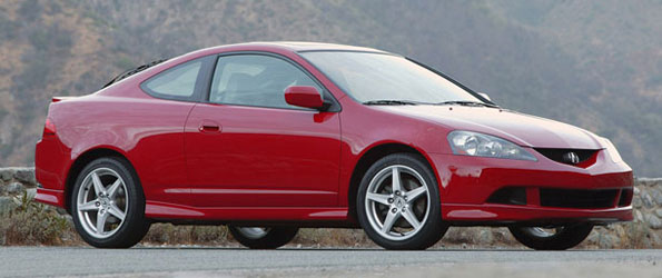 Acura RSX Set to Return