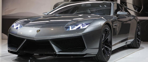 An Everyday Lambo Coming Soon