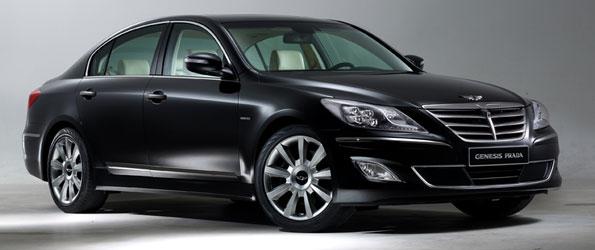 Hyundai Genesis… by Prada?