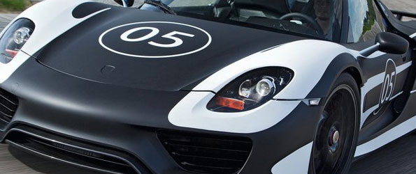 Porsche 918 Spyder on Track for 2013 Launch