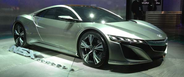 NSX an Affordable Ferrari Fighter: Chief Engineer