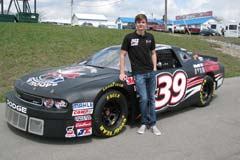 At 17, Alex Gunette Competes With The Best In The NASCAR Canadian Tire Series