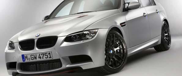 Lightweight BMW M3 CRT Revealed