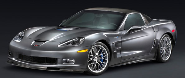Corvette ZR1 Sets New 7:19 Nurburgring Record