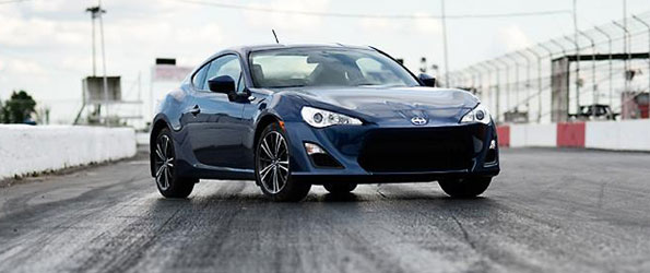 Scion FR-S Review