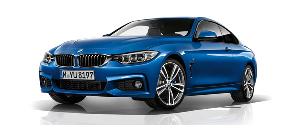 2014 BMW 4-Series Coupe official pictures