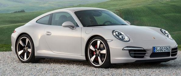 Porsche Reveals 911 50-Year Edition
